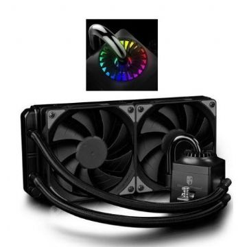 Deepcool GamerStorm Captain 240EX RGB Liquid CPU Cooler
